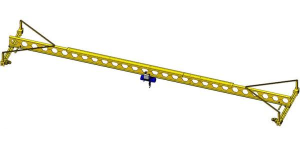 Краны мостовые электрические